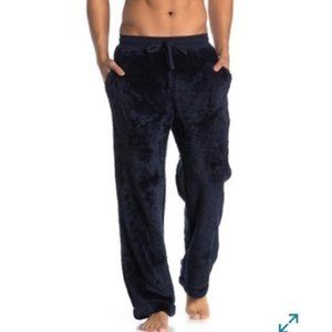 NWT Daniel Buchler NY Blue Plush Lounge Pants